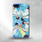 S2127 Free Iwatobi Swim Club Case For IPHONE 7 7+ 6 5 SE