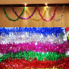 78 inch Birthday Christmas Wedding Party Plush Garland Decorations For Props