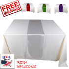 "25pcs 14""x108"" Satin Table Runner Wedding Party Banquet Decor 20+Color WHOLESALE"