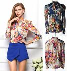 Fashion Women Shirt Lady Tank Loose Vest Long Sleeve T-Shirt Casual Tops Blouse