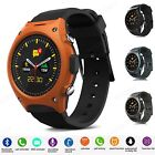 Waterproof Bluetooth Outdoor Smart Watch Heart Rate Altitude For IOS Android