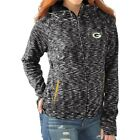 Green Bay Packers Womens Break Trail Full Zip Up Jacket Hoody by G-III