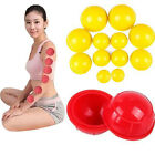 12 mini Cup Vacuum Silicone Massage Cupping cup Anti-cellulite Healthy Therapy a