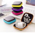 Kyпить Storage Bag Carrying Hard Hold Case For Earphone Headphone Earbuds SD Card  на еВаy.соm