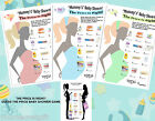 Personalised PRICE IS RIGHT Adorable Baby Shower Game 10/20 Sheets Players CUTE!