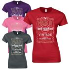 Made in 1988 Ladies Fitted T-Shirt - Born 30th Year Birthday Present Funny Gift