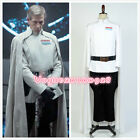 Star Wars Rogue One Imperial Admiral Director Krennic COSplay Costume Uniform $88.99 AUD