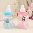 12/24pc Cute Candy Box 9x4CM Bottle Baby Shower Baptism Birthday Xmas Sweet Gift
