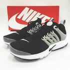 Nike Presto GS Black White Shoe Tongue Discoloration Kids Youth 833875-001