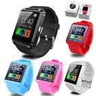 U8s Bluetooth Smart Wrist Watch Phone Mate Fitness For Android Samsung HTC iOS