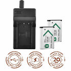 NP-BX1 Battery+USB Charger For Sony HDR-AS15/30 CX240 RX100 HX300/400 WX500 HX60