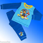Boys Official Genuine Paw Patrol Pyjamas RMC Age 18 Months 2 3 4 5 Years