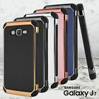 For Samsung Galaxy J7 Deluxe Shock Armor Hybrid Slim Fit Shockproof Hard Case