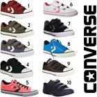 New All Star Player Converse Kids Boys Girls Childrens Juniors Trainers Shoes