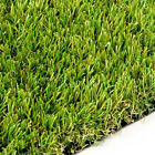 Forrest Artificial Grass 2m width Fake Lawn Green Quality Garden Landscape patio