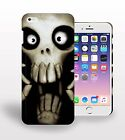Skull Cartoon Big Eyes Large Head Printed Phone Case Cover for mobile phone