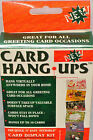 Christmas Card Hang Ups-Quick & Easy Invisible Card Display Kit Hangs 50 Cards
