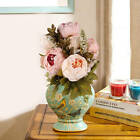 New Artificial Rose Flowers Silk Bouquet Bridal Home Wedding Vase Decor DIY