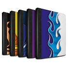STUFF4 PU Leather Book Case/Cover for Apple iPad 2/3/4/Custom Paint Job