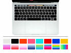 EU Silicone Keyboard Cover For Apple 2016 New Macbook Pro 13 15 With Touch Bar