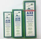 Singapore Axe Brand Universal Oil Medicated Cold Headache Analgesic Balm New
