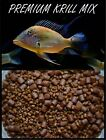 PREMIUM KRILL MIX,Cichlid,Cory catfish,Carnivore,Krill stick,Blackworm,Earthworm
