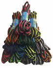 SPORTS RUNNING OVAL BLACK SHOE LACES SHOELACES - LOTS OF COLOURS - FREE UK P&P!