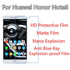 3pcs For Huawei Honor Note8 HD Clear/Matte/Nano Explosion/Anti Blue Ray  Film