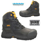 MENS MAGNUM WATERPROOF TACTICAL COMPOSITE TOE CAP SAFETY BOOTS COMBAT LACE SHOES