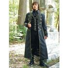 Gothic Ensemble Coat Ideal for Costume, Re-enactment or LARP