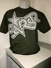 AUTHENTIC SILVERSTAR UFC MENS T SHIRT- OLIVE WITH SILVERSTAR LOGO BRAND NEW