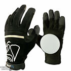 "LANDYACHTZ ""Freeride"" Slide Gloves w/ Pucks SALE L or XL Longboard Race BLACK"