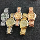 Fashion Men's Stainless Steel Bear Watch Quartz Camouflage New Wrist Watch