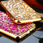 New Diamond Glitter Bling Sparkling Phone Case Cover Skin For iPhone & Samsung