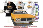 76-78 CL VALIANT CHARGER COUPE HOODIE ILLUSTRATED CLASSIC RETRO MUSCLE CAR