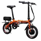 14 Inch Small Portable Folding E-Bike With 250 Watt Li Battery 36V Electric Bike