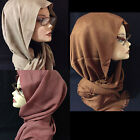 Luxury high quality  plain hijab, scarf, women's shawl.