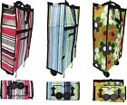 New Folding Shopping Trolley Bag Cart With Wheels Light Weight Compact Size