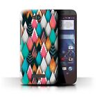 STUFF4 Back Case/Cover/Skin for HTC Desire 616/Modern Vibrant