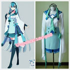 Pokemon Glaceon Cosplay Costume free shipping