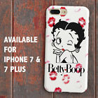 Betty Boop kiss for iPhone 7 & 7 Plus Case Cover $28.18 CAD