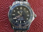 OMEGA SEAMASTER DIVERS WATCH ALL STAINLESS STEEL BOX AND PAPERS!!