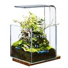 Aquarium 13.5W WabiKusa Plant Chihiros LED Light Simple Wood Aquascape Lamp