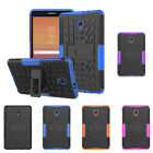 """Hybrid Protective Hard Case Cover for Samsung Galaxy Tab E 9.6"""" inch Tablet T560"""