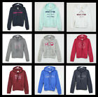 New Hollister by Abercrombie Women Zip up & Pull over Hoodie sweatshirt All Size