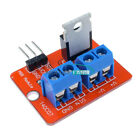MOSFET Switch Module+1/4 Channel 1/4 Route MOSFET Button IRF520 IRF540
