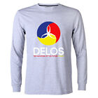 The Vacation Of The Future Today! Delos Westworld Cool Popular Mens T-Shirt