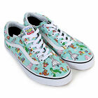 Vans Women's Toy Story Old Skool Trainer Andy's Toys / Blue Tint