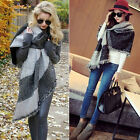Winter Women's Thick Warm Wool Pashmina Cashmere Stole Scarves Scarf Shawl Wraps