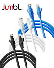 Cat5e Ethernet Patch Cable RJ45 - Computer to Printer, Router, Network LAN Cord